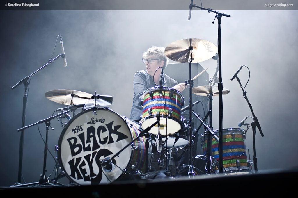 Black Keys _ Black Angels _ 1000Mods _ The Big Nose Attack _ Puta Volcano