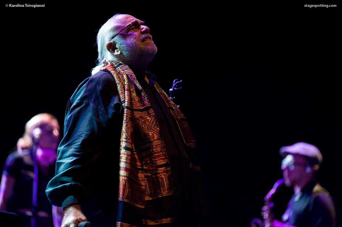 Demis Roussos 2010 Thessaloniki photo by Tsirogianni Karolina