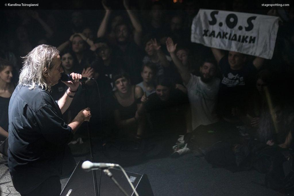 Giannis Aggelakas & 100°C